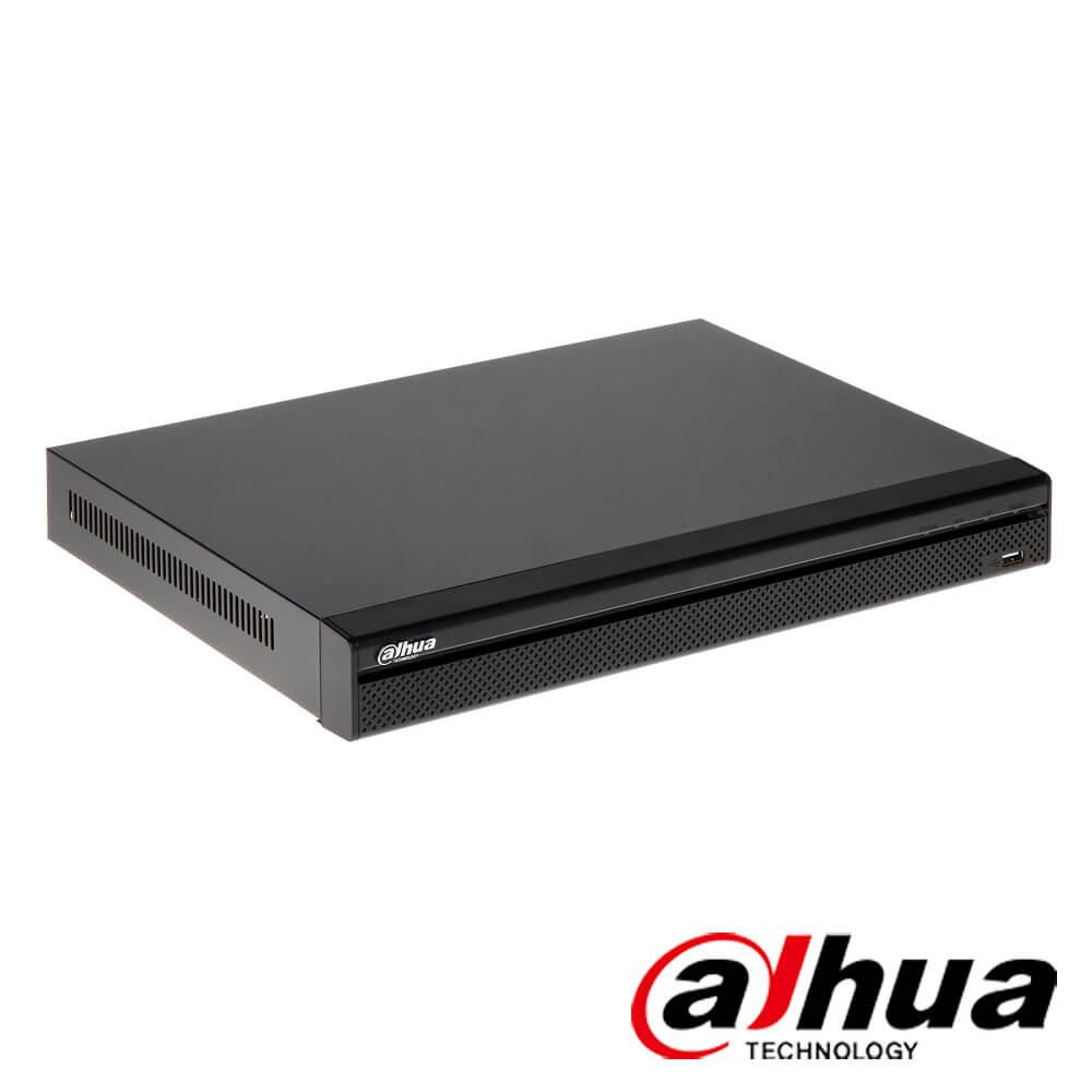 Cel mai bun pret pentru DVR DAHUA XVR5116HS-X cu tehnologie HDCVI, HDTVI, AHD, ANALOGICA, IP  si inregistrare 4 MP-N pentru sisteme supraveghere video