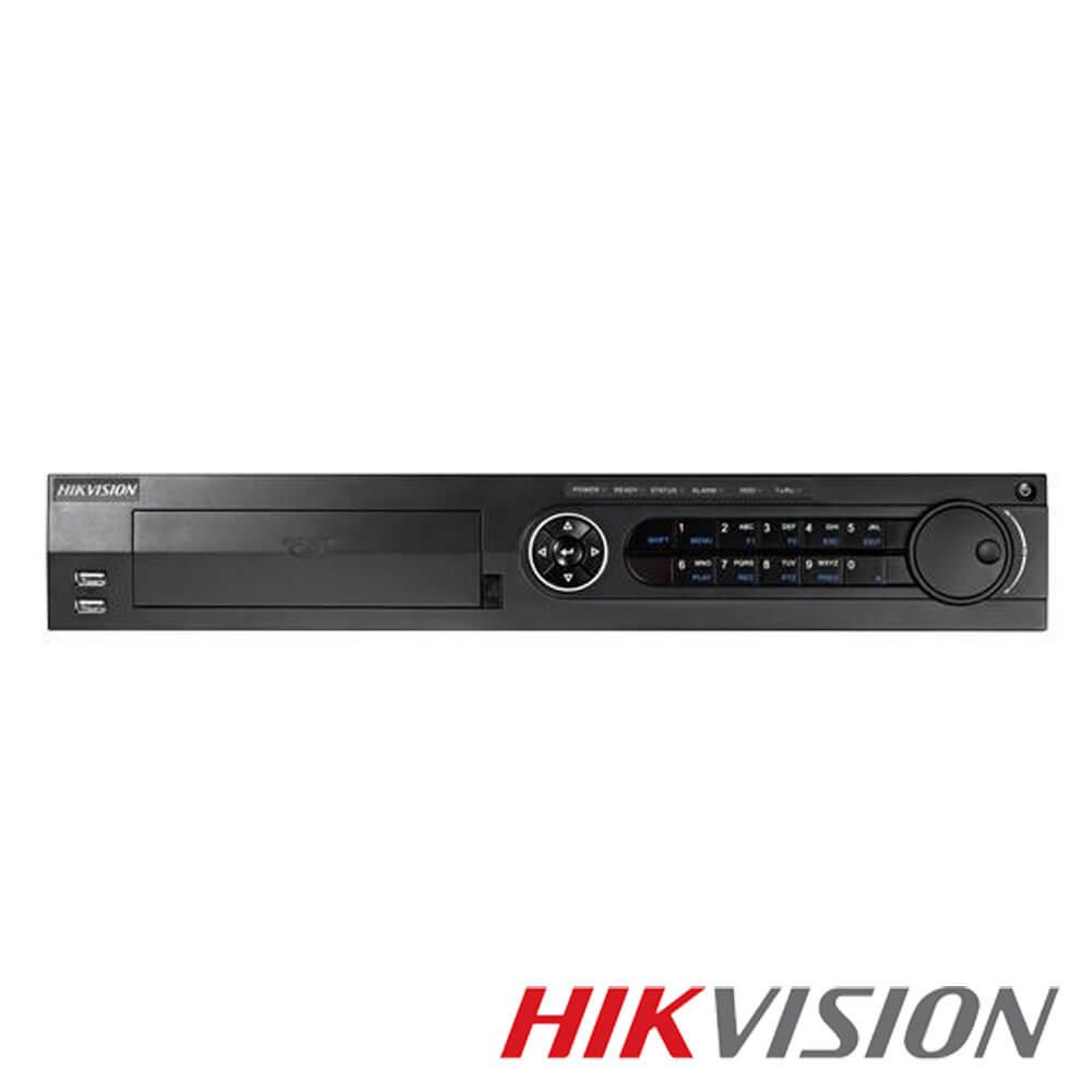Cel mai bun pret pentru DVR HIKVISION DS-7316HQHI-K4 cu tehnologie HDCVI, HDTVI, AHD, ANALOGICA, IP  si inregistrare 3 MP pentru sisteme supraveghere video