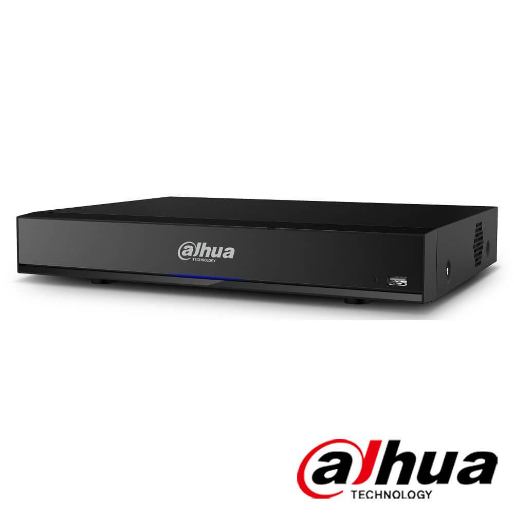 Cel mai bun pret pentru DVR DAHUA XVR7116HE-4KL-X cu tehnologie HDCVI, HDTVI, AHD, ANALOGICA, IP  si inregistrare 4K pentru sisteme supraveghere video