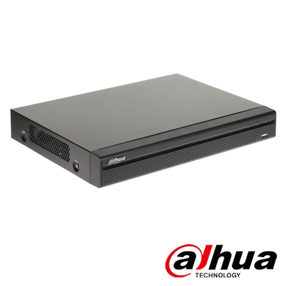 Cel mai bun pret pentru DVR DAHUA XVR5116H-4KL-X cu tehnologie HDCVI, HDTVI, AHD, ANALOGICA, IP  si inregistrare 4K pentru sisteme supraveghere video