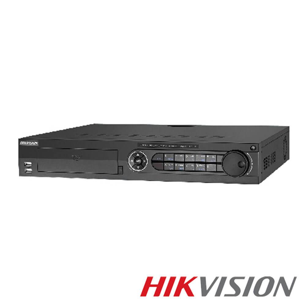 Cel mai bun pret pentru DVR HIKVISION DS-7332HQHI-K4 cu tehnologie HDCVI, HDTVI, AHD, ANALOGICA, IP  si inregistrare 4 MP pentru sisteme supraveghere video