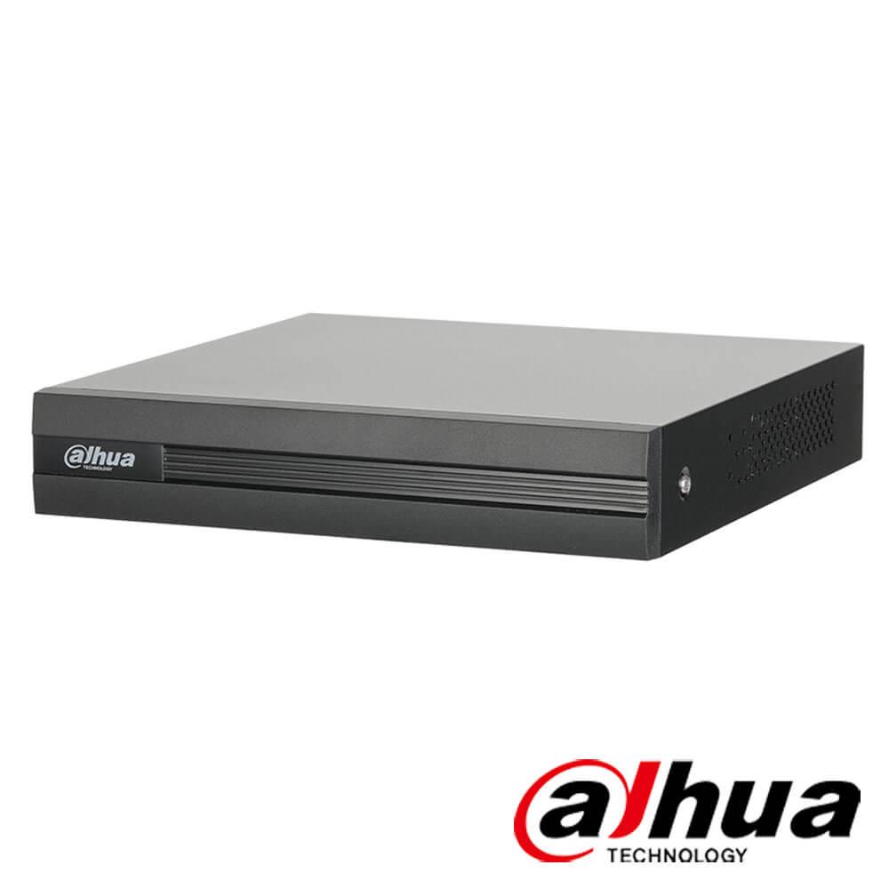 Cel mai bun pret pentru DVR DAHUA XVR1A04 cu tehnologie HDCVI, HDTVI, AHD, ANALOGICA, IP  si inregistrare 1080N pentru sisteme supraveghere video
