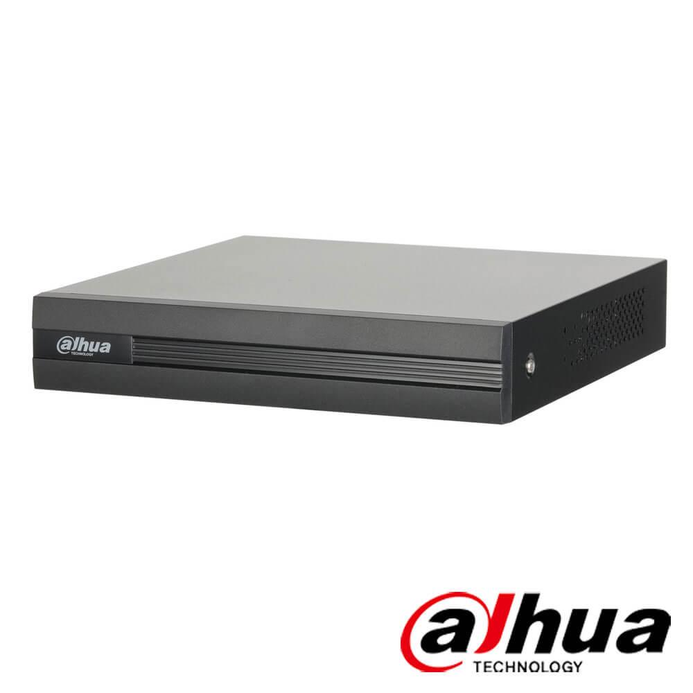 Cel mai bun pret pentru DVR DAHUA XVR1B04 cu tehnologie HDCVI, HDTVI, AHD, ANALOGICA, IP  si inregistrare 1080N pentru sisteme supraveghere video