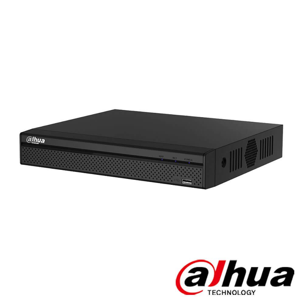 Cel mai bun pret pentru DVR DAHUA XVR5104HS-X1 cu tehnologie HDCVI, HDTVI, AHD, ANALOGICA, IP  si inregistrare 4 MP-N pentru sisteme supraveghere video