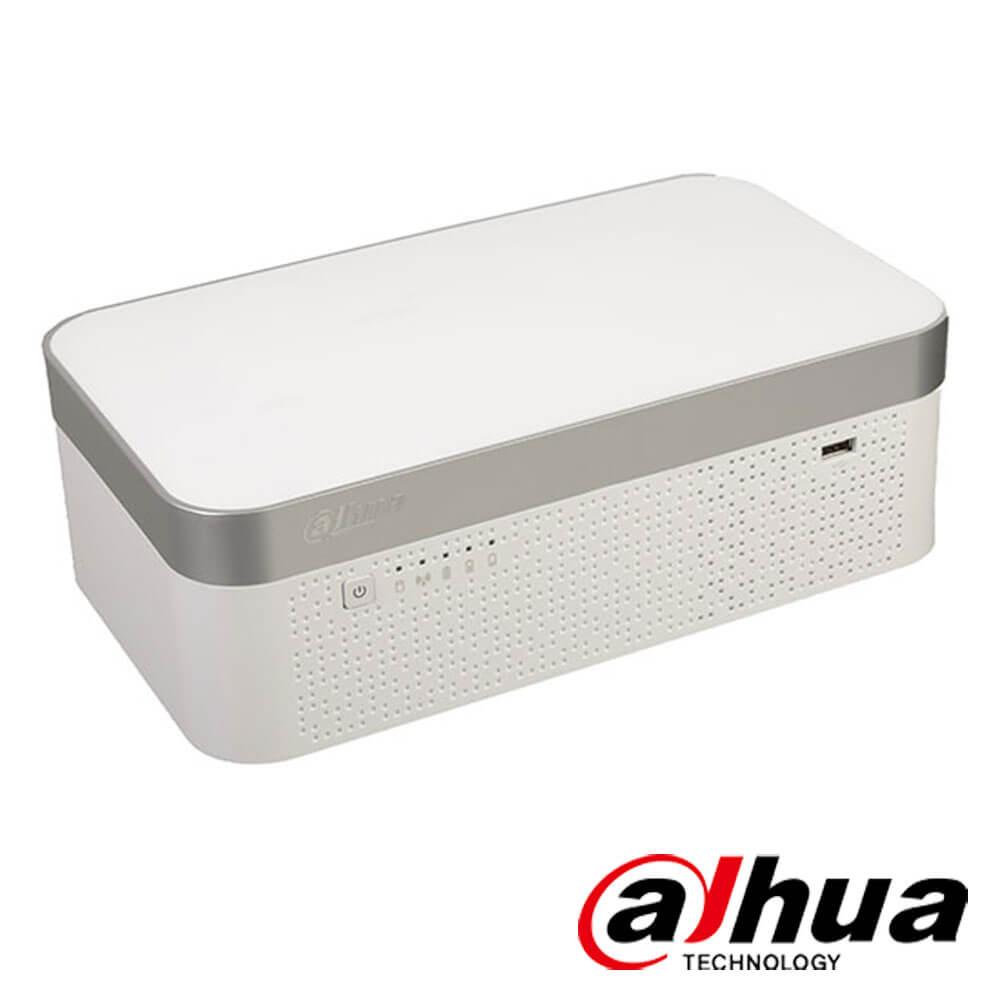 Cel mai bun pret pentru DVR DAHUA XVR7104E-4KL-X cu tehnologie HDCVI, HDTVI, AHD, ANALOGICA, IP  si inregistrare 4K pentru sisteme supraveghere video