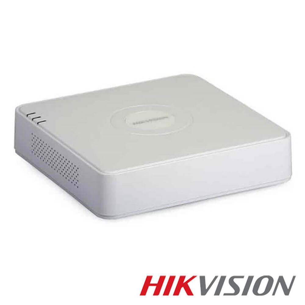Cel mai bun pret pentru DVR HIKVISION DS-7108HGHI-F1/N cu tehnologie HDCVI, HDTVI, AHD, ANALOGICA,  si inregistrare 1080N pentru sisteme supraveghere video