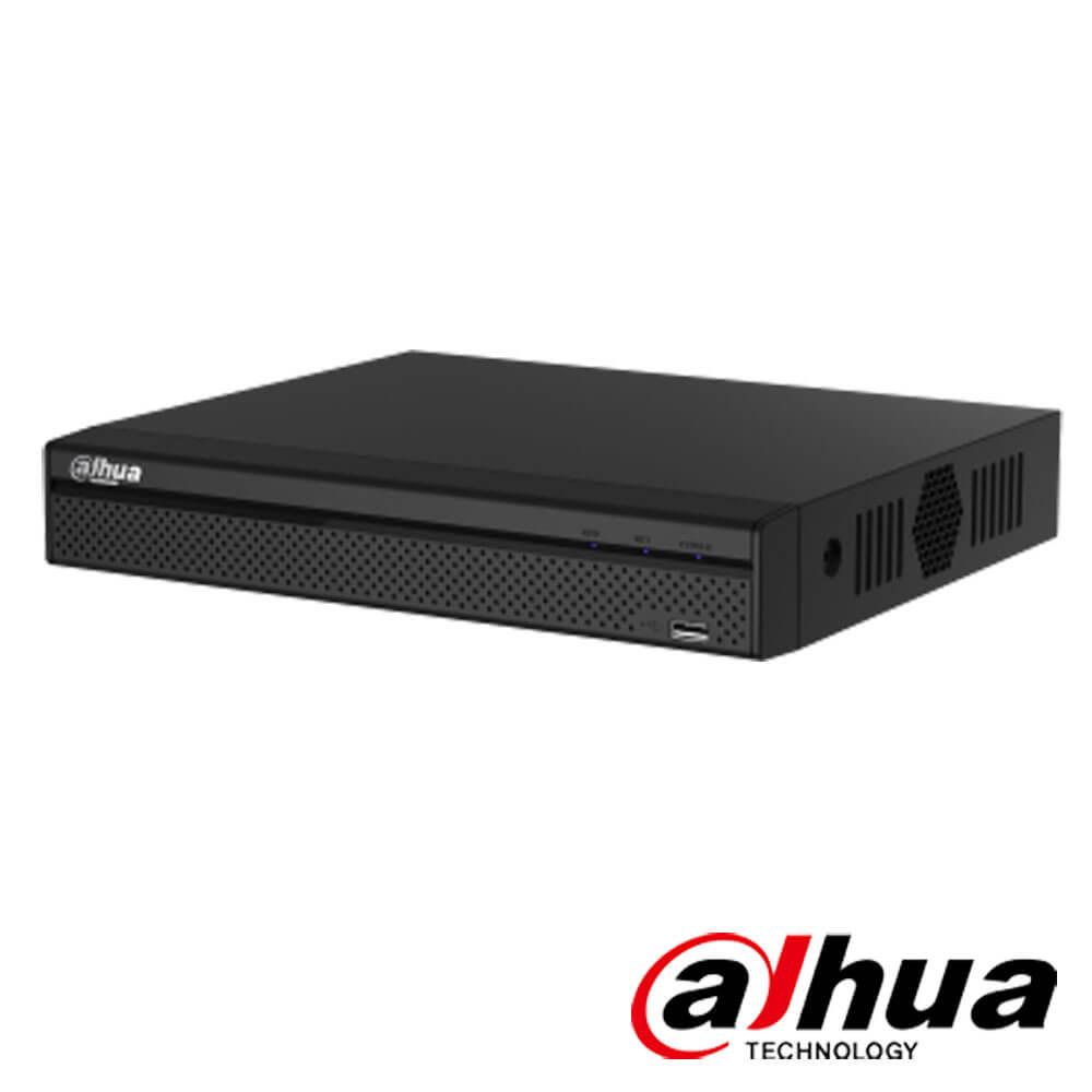 Cel mai bun pret pentru DVR DAHUA XVR5216AN-4KL-X cu tehnologie HDCVI, HDTVI, AHD, ANALOGICA, IP  si inregistrare 4K pentru sisteme supraveghere video