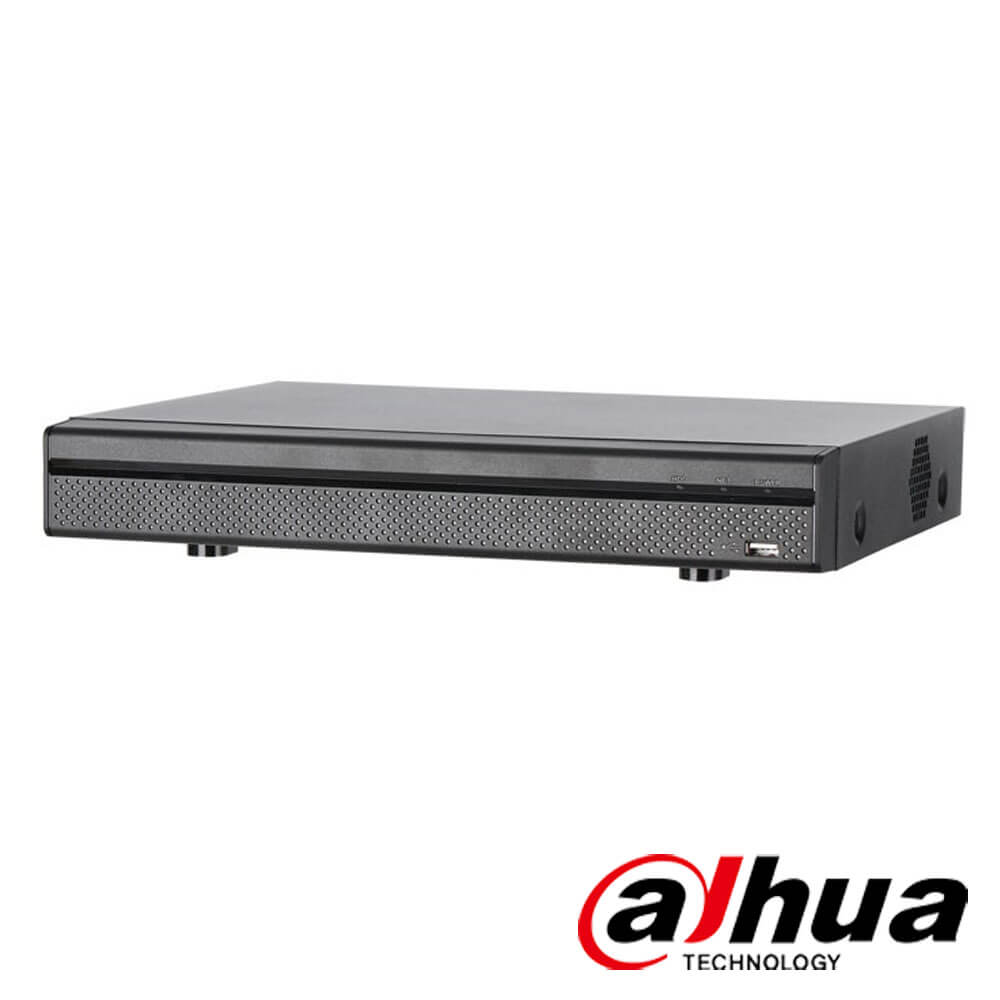 Cel mai bun pret pentru DVR DAHUA XVR4108HE cu tehnologie HDCVI, HDTVI, AHD, ANALOGICA,  si inregistrare 720P pentru sisteme supraveghere video