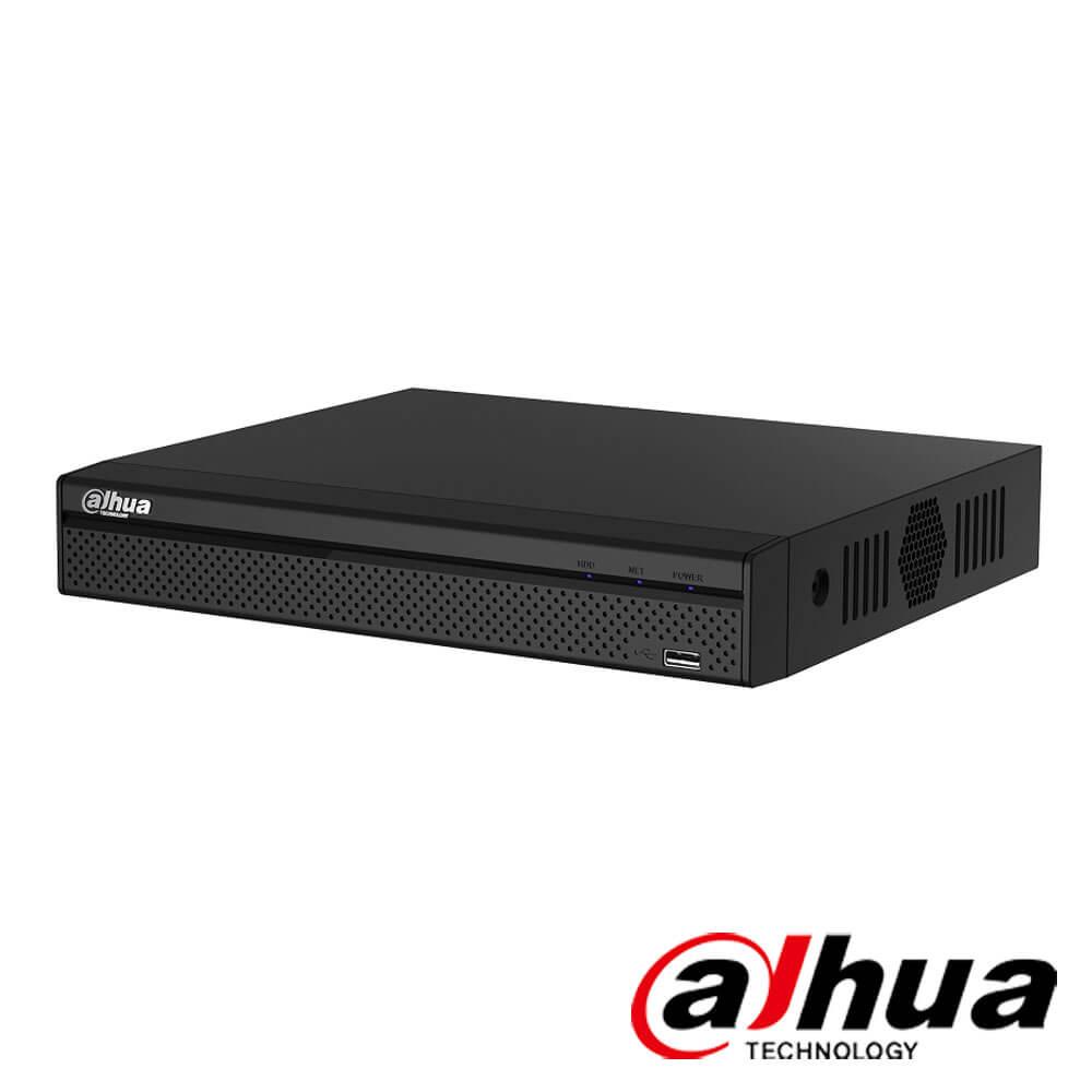 Cel mai bun pret pentru DVR DAHUA XVR5108HS-4KL-X cu tehnologie HDCVI, HDTVI, AHD, ANALOGICA, IP  si inregistrare 4K pentru sisteme supraveghere video