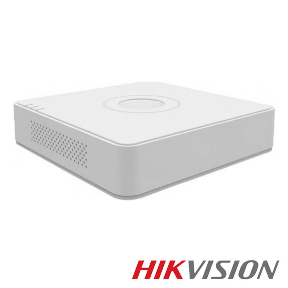 Cel mai bun pret pentru DVR HIKVISION DS-7108HUHI-K1 cu tehnologie HDCVI, HDTVI, AHD, ANALOGICA, IP  si inregistrare 4K pentru sisteme supraveghere video