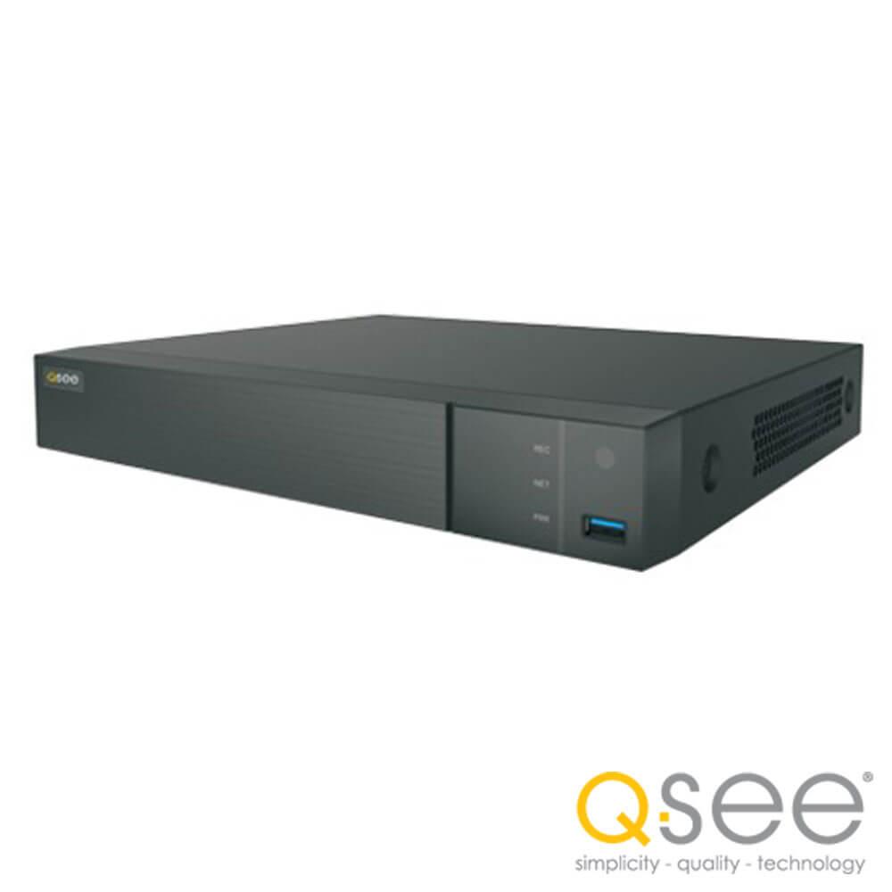 Cel mai bun pret pentru DVR Q-SEE QTH165 cu tehnologie HDTVI, AHD,  si inregistrare 4 MP pentru sisteme supraveghere video