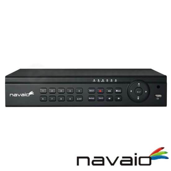 Cel mai bun pret pentru DVR NAVAIO NAV-T08SE cu tehnologie HDTVI,  si inregistrare 1080P pentru sisteme supraveghere video