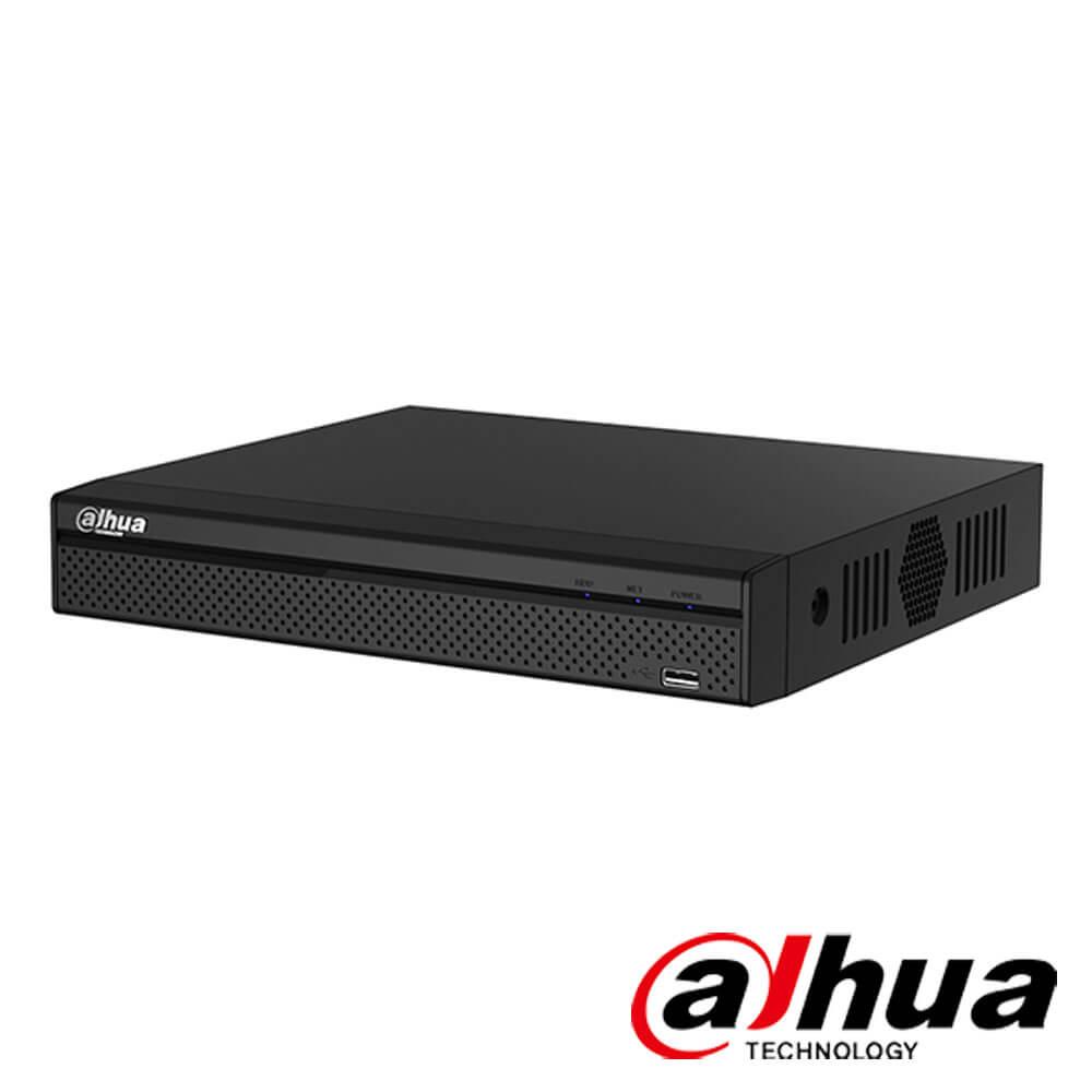 Cel mai bun pret pentru DVR DAHUA XVR4108HS-S2 cu tehnologie HDCVI, HDTVI, AHD, ANALOGICA, IP  si inregistrare 1080N pentru sisteme supraveghere video