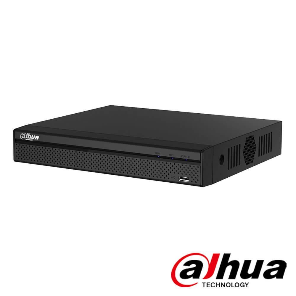 Cel mai bun pret pentru DVR DAHUA XVR5108HS-S2 cu tehnologie HDCVI, HDTVI, AHD, ANALOGICA, IP  si inregistrare 4 MP-N pentru sisteme supraveghere video