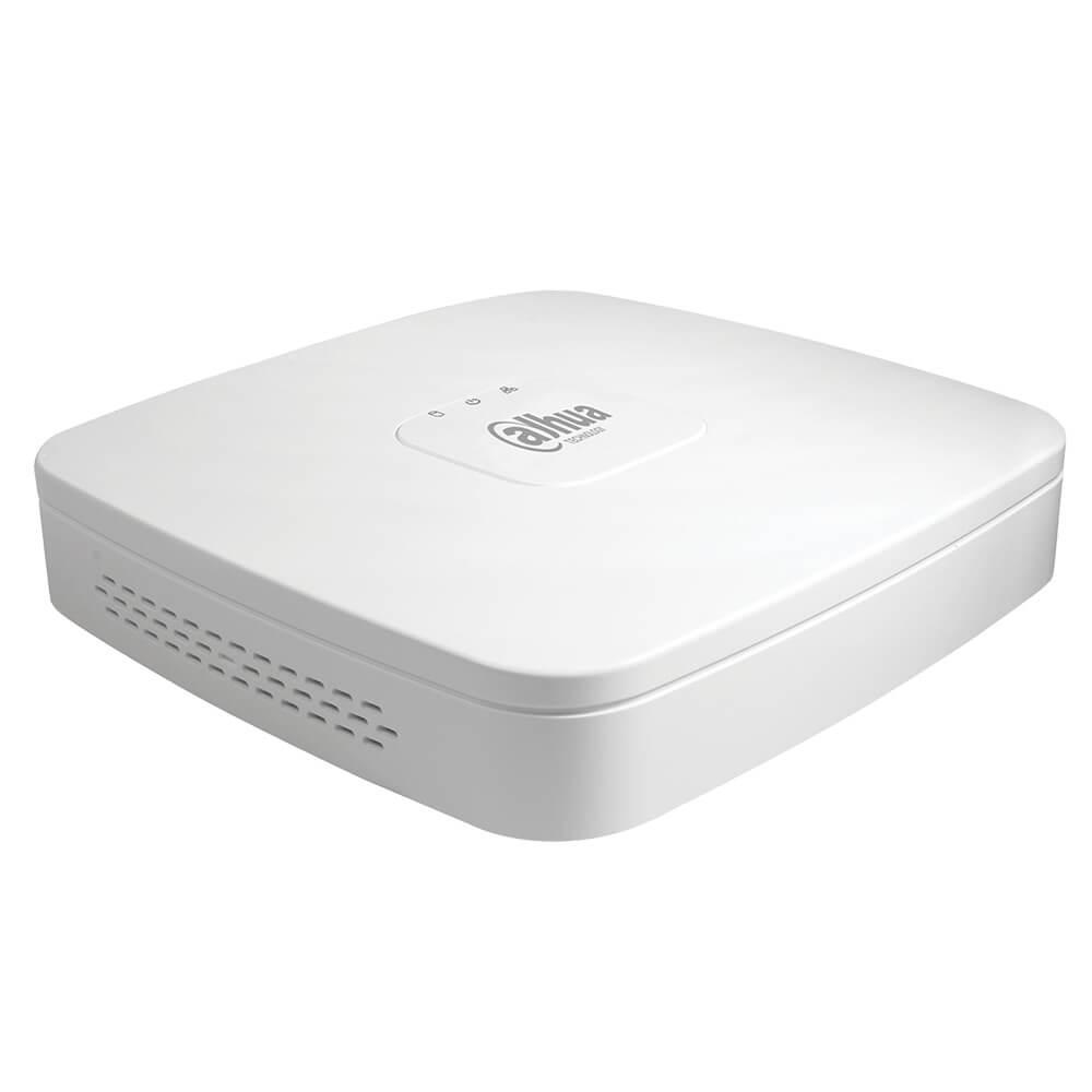 Cel mai bun pret pentru NVR-ul DAHUA NVR2104-4KS2 cu 8 megapixeli, pentru sisteme supraveghere video IP
