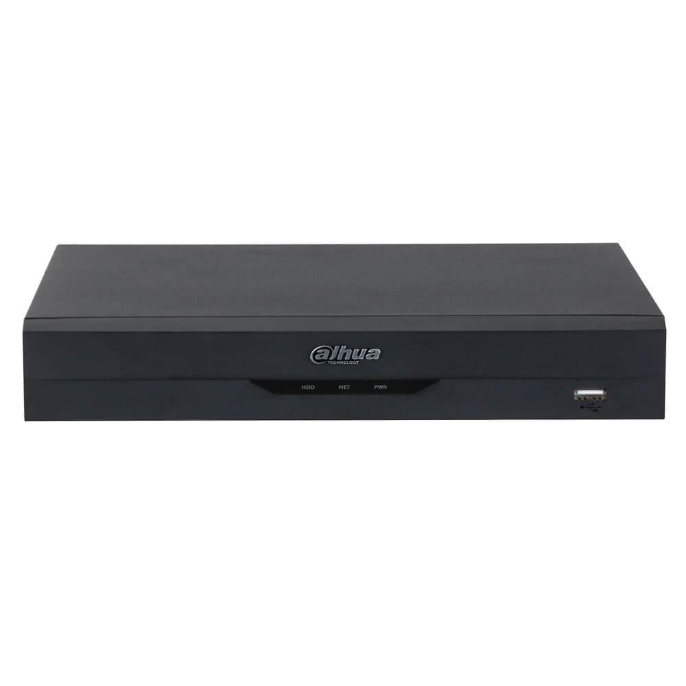 Cel mai bun pret pentru NVR-ul DAHUA NVR2108HS-I cu 8 megapixeli, pentru sisteme supraveghere video IP