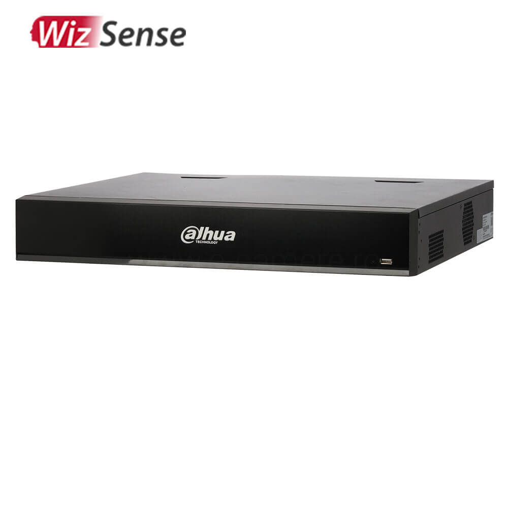 Cel mai bun pret pentru NVR-ul DAHUA NVR4416-16P-I cu 8 megapixeli, pentru sisteme supraveghere video IP