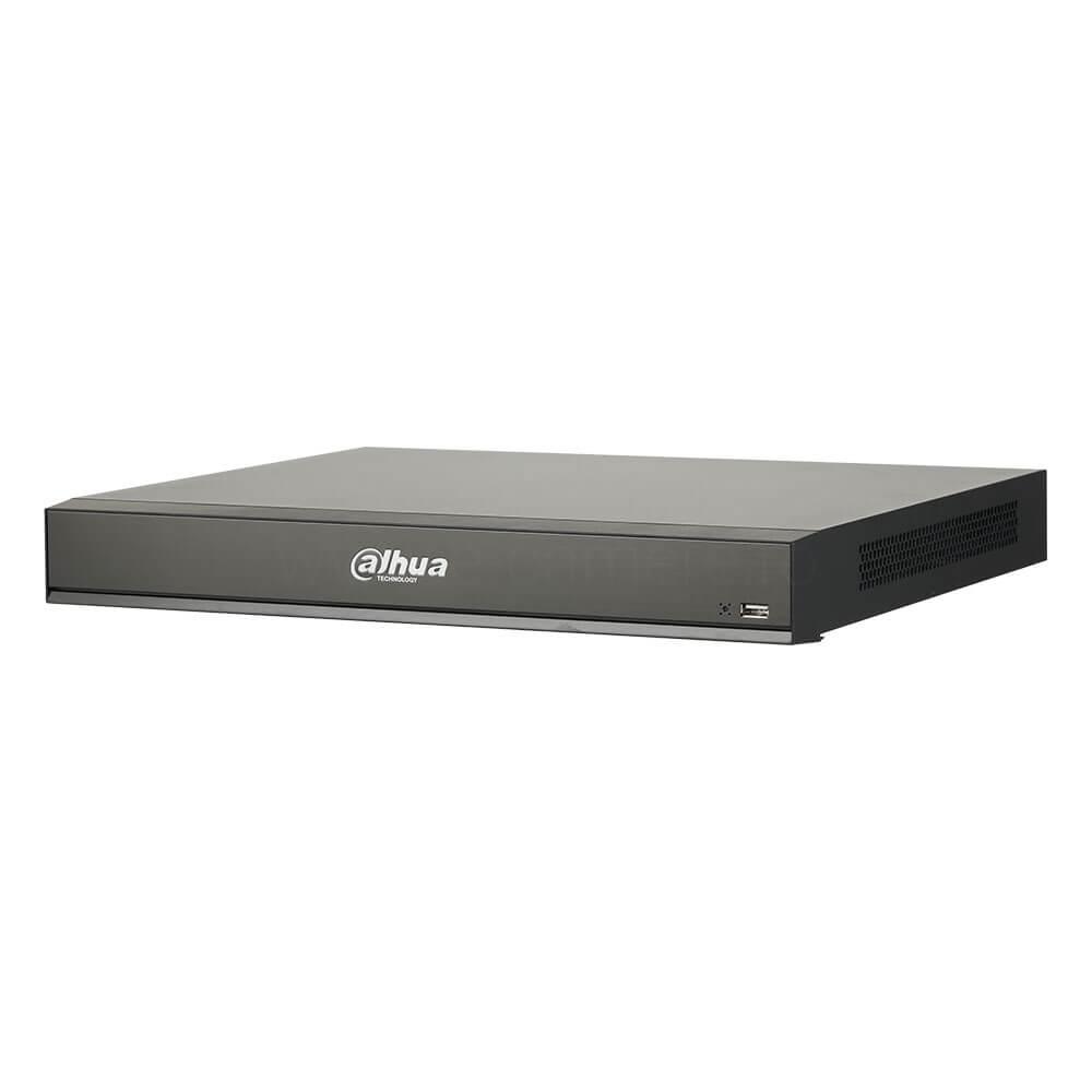 Cel mai bun pret pentru NVR-ul DAHUA NVR5216-8P-I cu 12 megapixeli, pentru sisteme supraveghere video IP