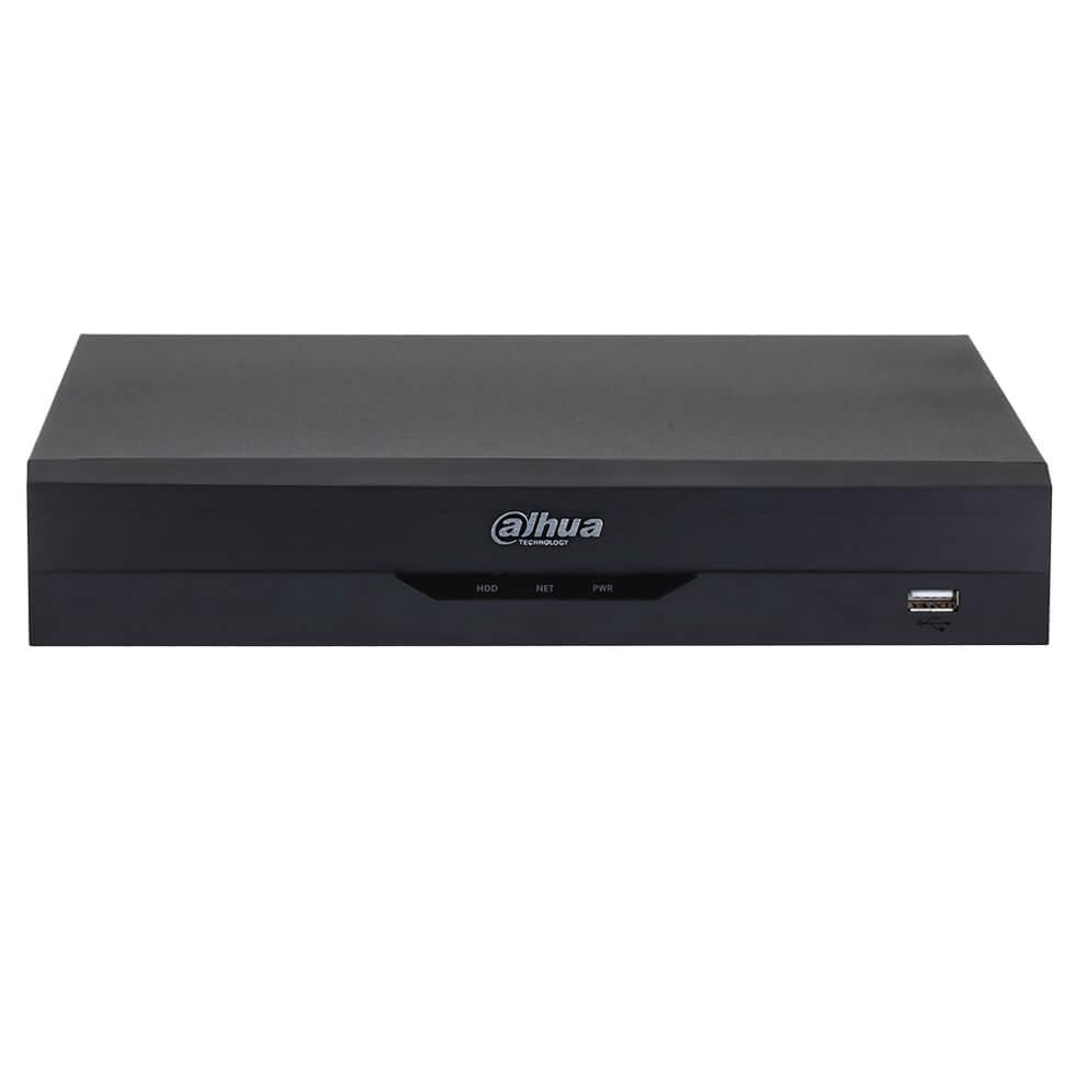 Cel mai bun pret pentru DVR DAHUA XVR5104HS-4KL-I2 cu tehnologie HDCVI, HDTVI, AHD, ANALOGICA, IP  si inregistrare 4K pentru sisteme supraveghere video