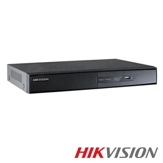 Cel mai bun pret pentru DVR HIKVISION DS-7204HQHI-F1/N/A cu tehnologie HDTVI, AHD, ANALOGICA,  si inregistrare 1080P pentru sisteme supraveghere video