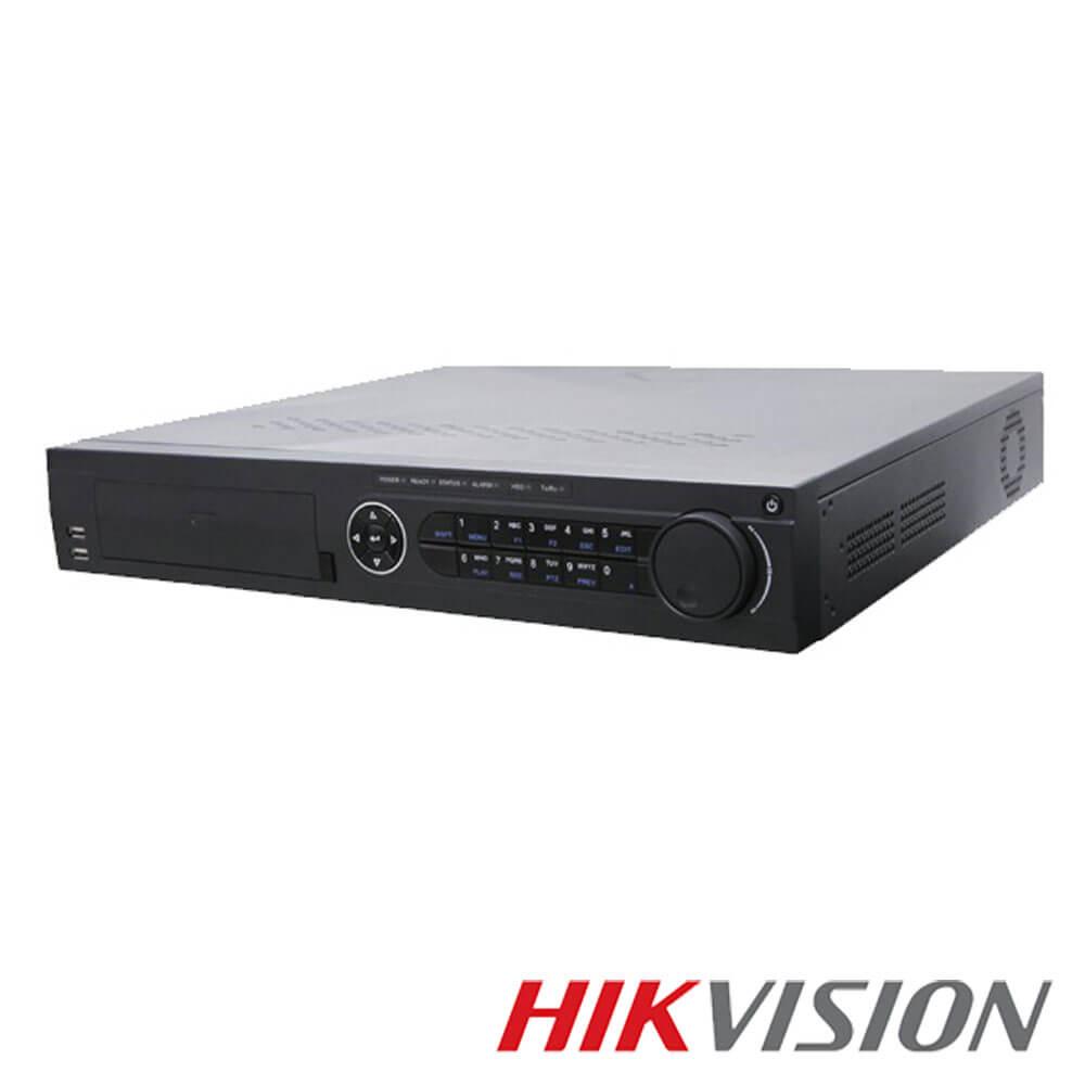 Cel mai bun pret pentru NVR-ul HIKVISION DS-7708NI-I4/8P cu 12 megapixeli, pentru sisteme supraveghere video IP