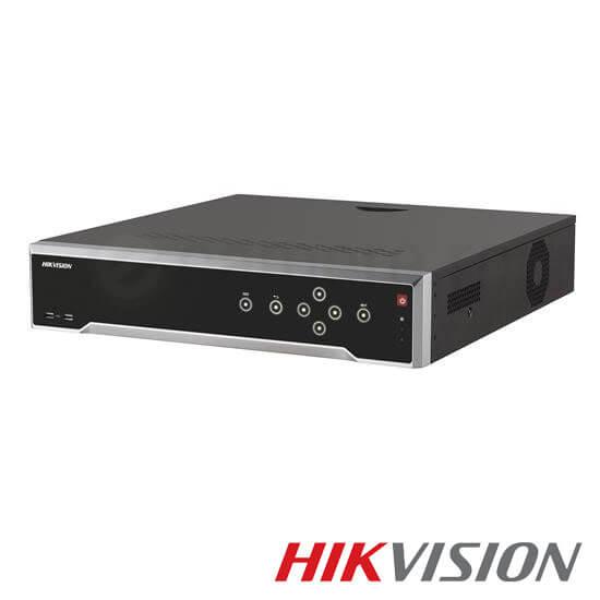 Cel mai bun pret pentru NVR-ul HIKVISION DS-7716NI-K4/16P cu 8 megapixeli, pentru sisteme supraveghere video IP