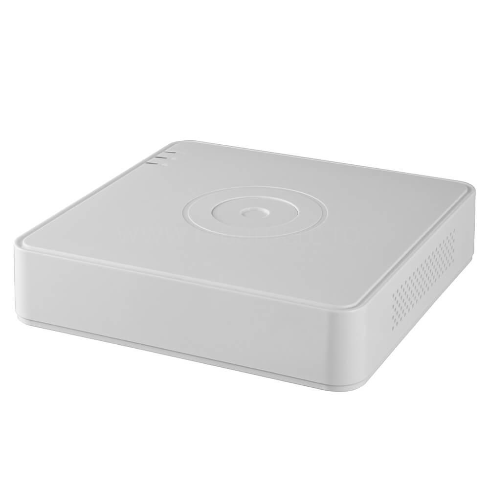 Cel mai bun pret pentru DVR HIKVISION DS-7104HGHI-F1 cu tehnologie HDTVI, AHD, ANALOGICA,  si inregistrare 1080N pentru sisteme supraveghere video
