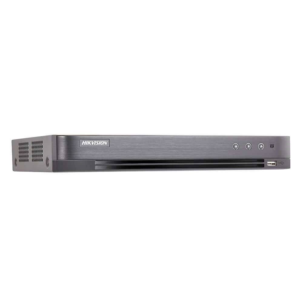 Cel mai bun pret pentru DVR HIKVISION DS-7204HQHI-K1S cu tehnologie HDCVI, HDTVI, AHD, ANALOGICA, IP  si inregistrare 3 MP pentru sisteme supraveghere video