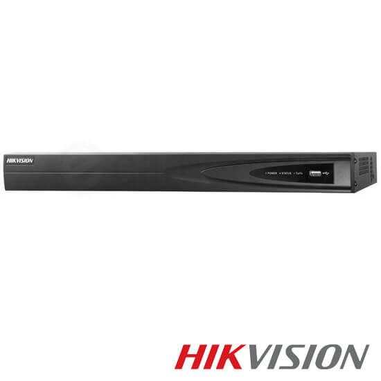 Cel mai bun pret pentru NVR-ul HIKVISION DS-7608NI-E1 cu 6 megapixeli, pentru sisteme supraveghere video IP