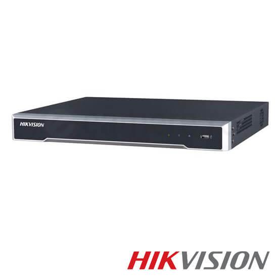 Cel mai bun pret pentru NVR-ul HIKVISION DS-7608NI-I2 cu 12 megapixeli, pentru sisteme supraveghere video IP