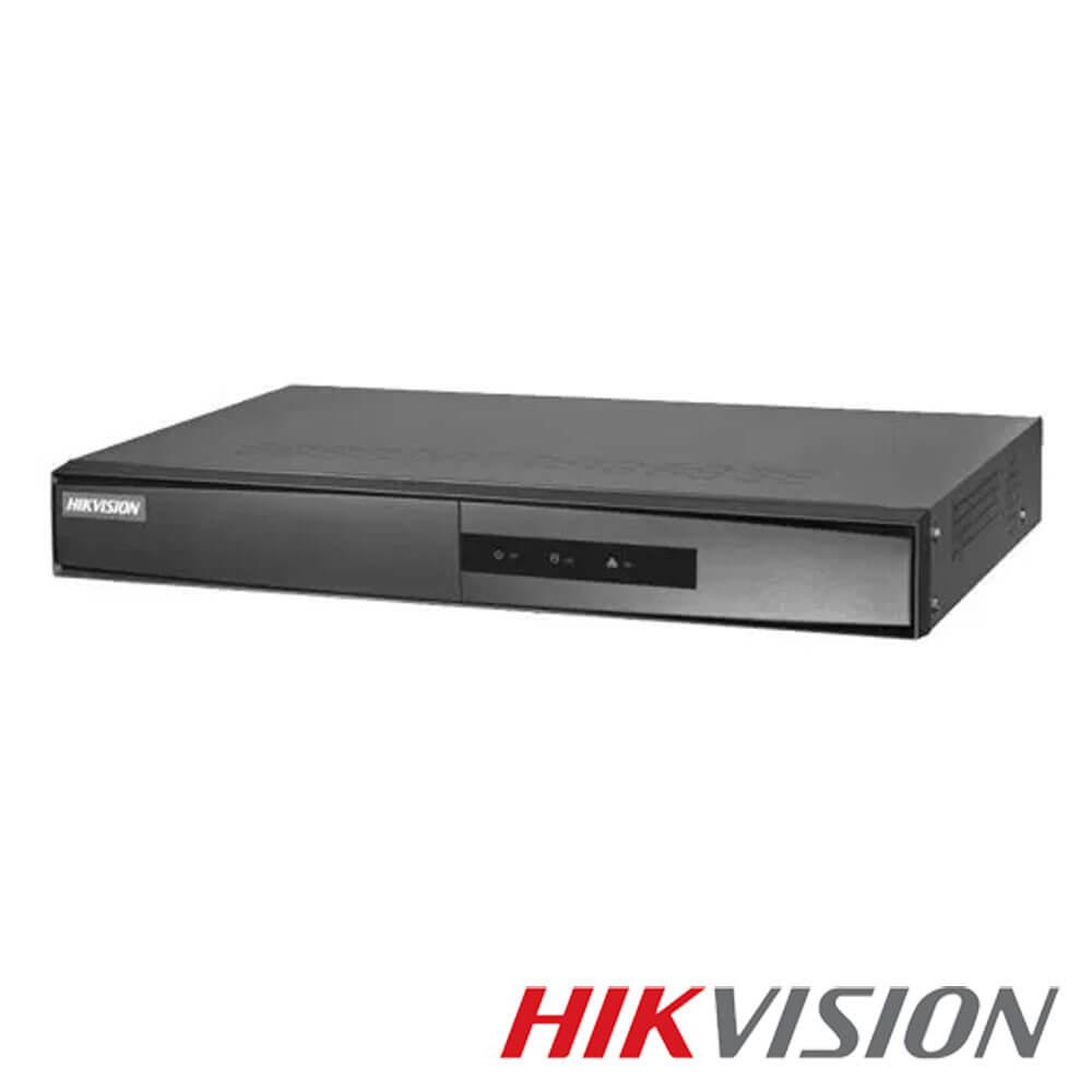 Cel mai bun pret pentru NVR-ul HIKVISION DS-7616NI-K1 cu 8 megapixeli, pentru sisteme supraveghere video IP