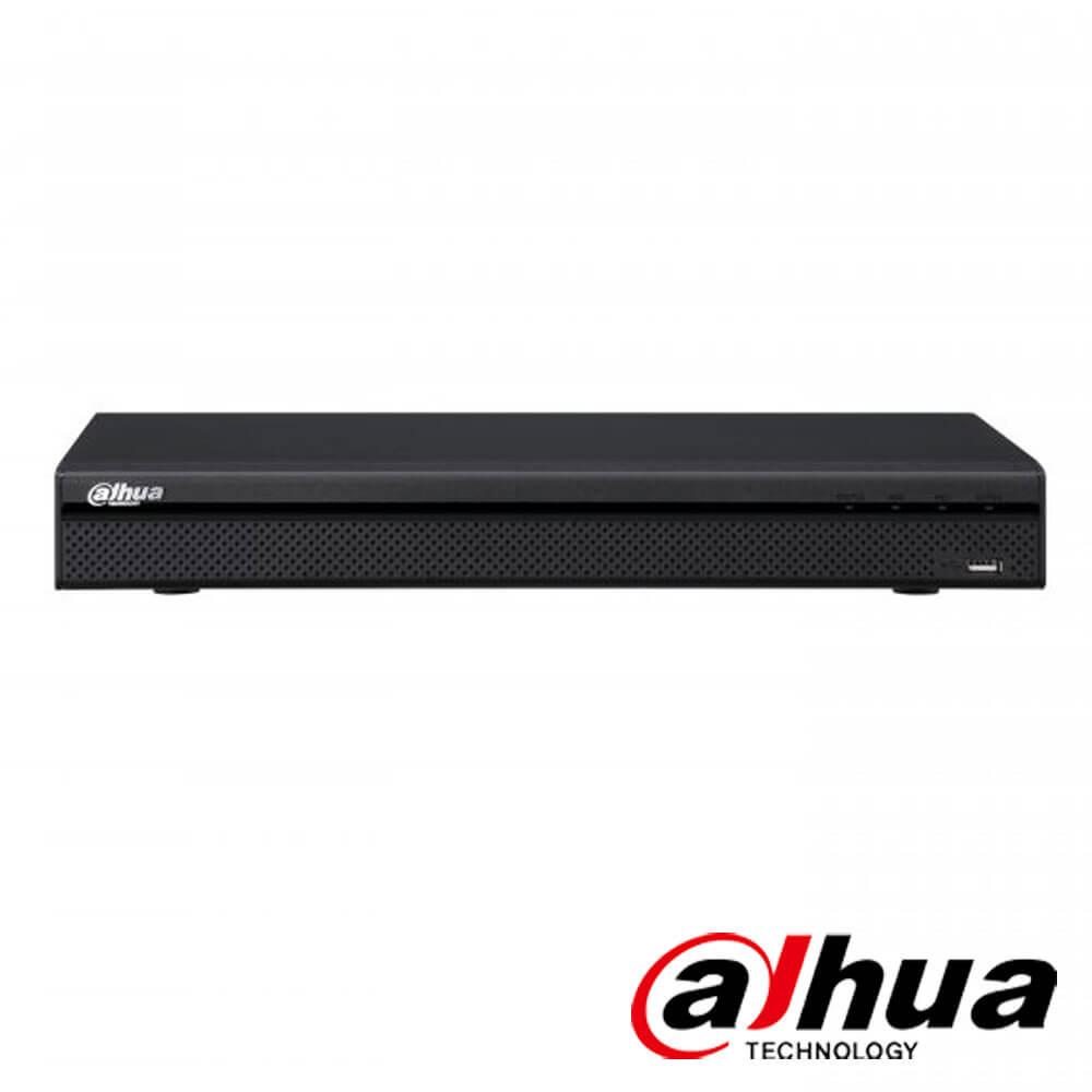 Cel mai bun pret pentru NVR-ul DAHUA NVR5216-16P-4KS2E cu 12 megapixeli, pentru sisteme supraveghere video IP