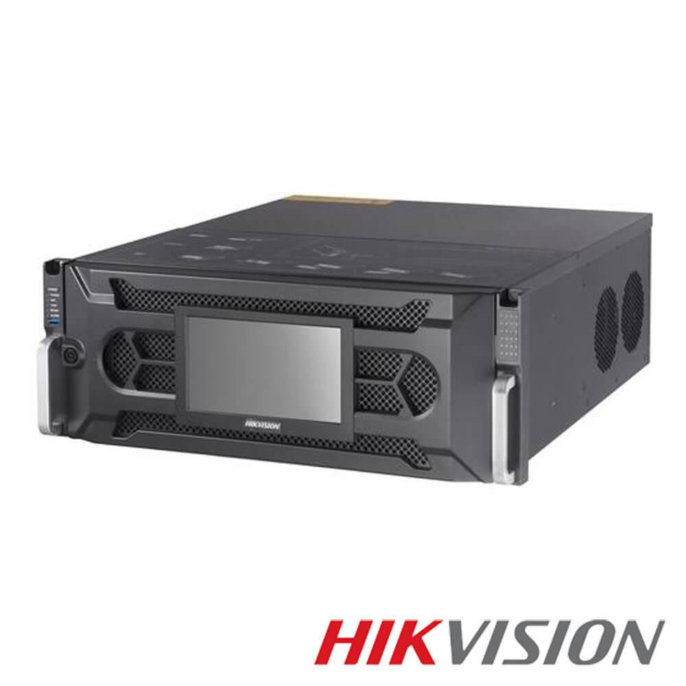 Cel mai bun pret pentru NVR-ul HIKVISION DS-96256NI-I24H cu 12 megapixeli, pentru sisteme supraveghere video IP