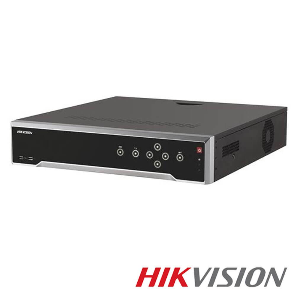Cel mai bun pret pentru NVR-ul HIKVISION DS-7732NI-K4/16P cu 8 megapixeli, pentru sisteme supraveghere video IP