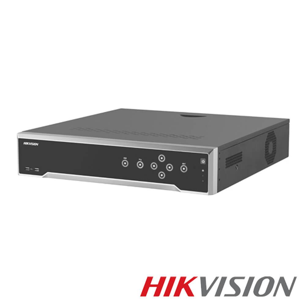 Cel mai bun pret pentru NVR-ul HIKVISION IDS-7716NXI-I4/8S cu 12 megapixeli, pentru sisteme supraveghere video IP