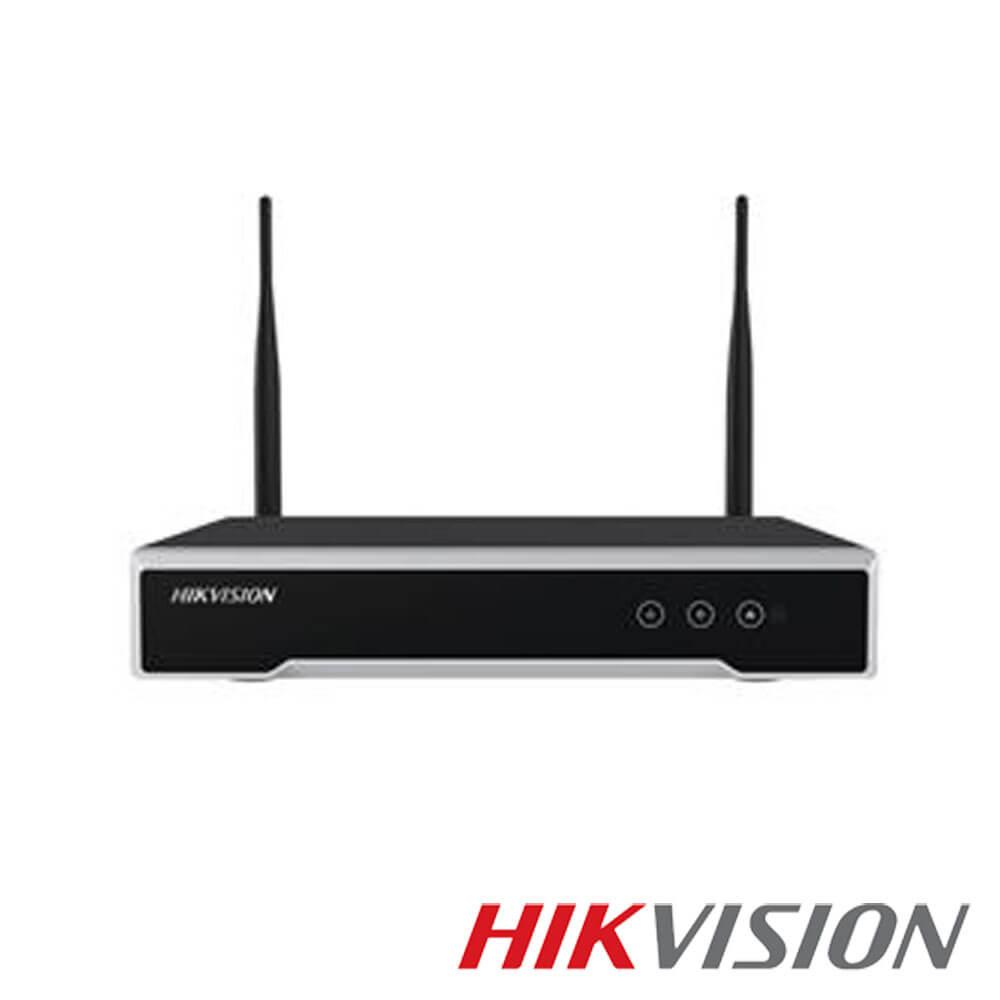 Cel mai bun pret pentru NVR-ul HIKVISION DS-7104NI-K1/W/M cu 4 megapixeli, pentru sisteme supraveghere video IP
