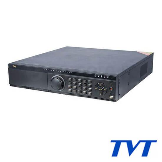 Cel mai bun pret pentru NVR-ul TVT TD-3564H8 cu 5 megapixeli, pentru sisteme supraveghere video IP