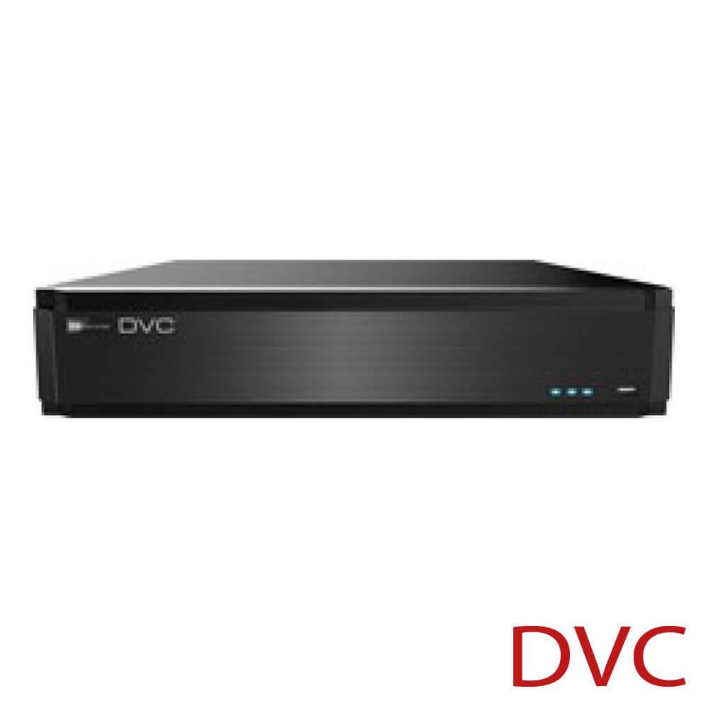 Cel mai bun pret pentru NVR-ul DVC DRN-7764RZ cu 5 megapixeli, pentru sisteme supraveghere video IP