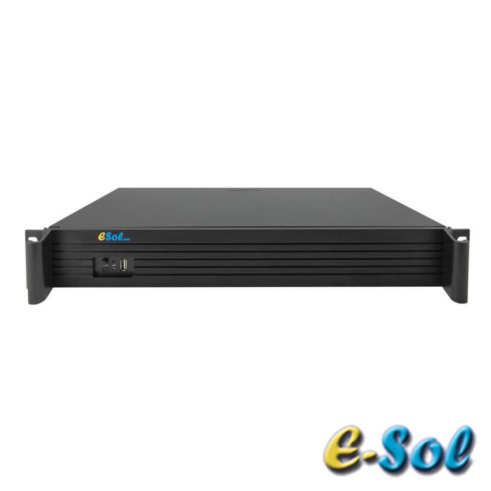 Cel mai bun pret pentru NVR-ul E-SOL EN265/964 cu 5 megapixeli, pentru sisteme supraveghere video IP