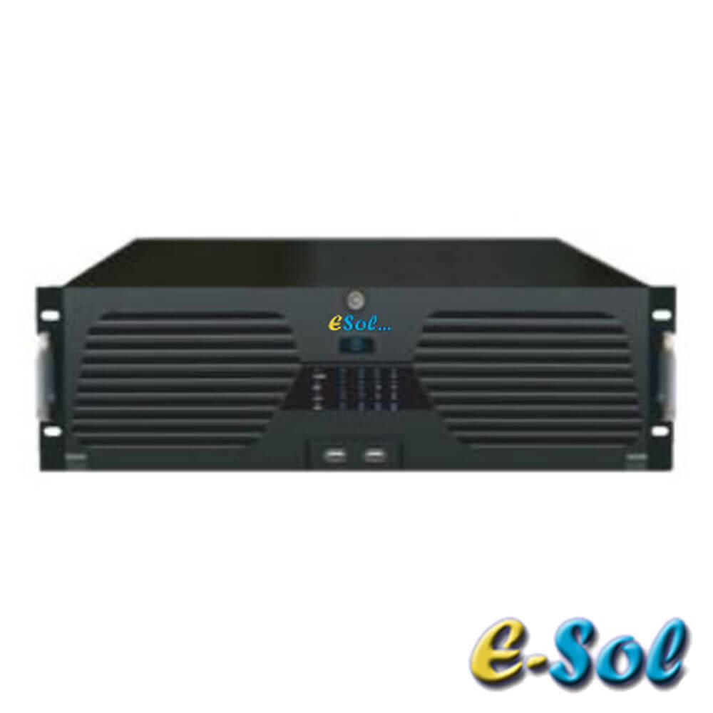 Cel mai bun pret pentru NVR-ul E-SOL EN265/16-64 cu 5 megapixeli, pentru sisteme supraveghere video IP