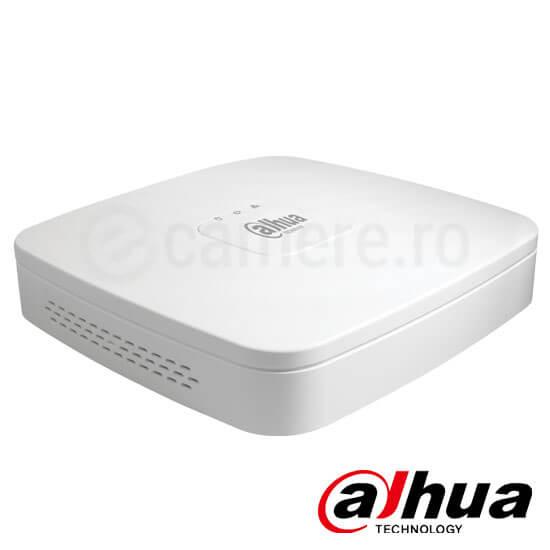 Cel mai bun pret pentru NVR-ul DAHUA NVR4108 cu 5 megapixeli, pentru sisteme supraveghere video IP