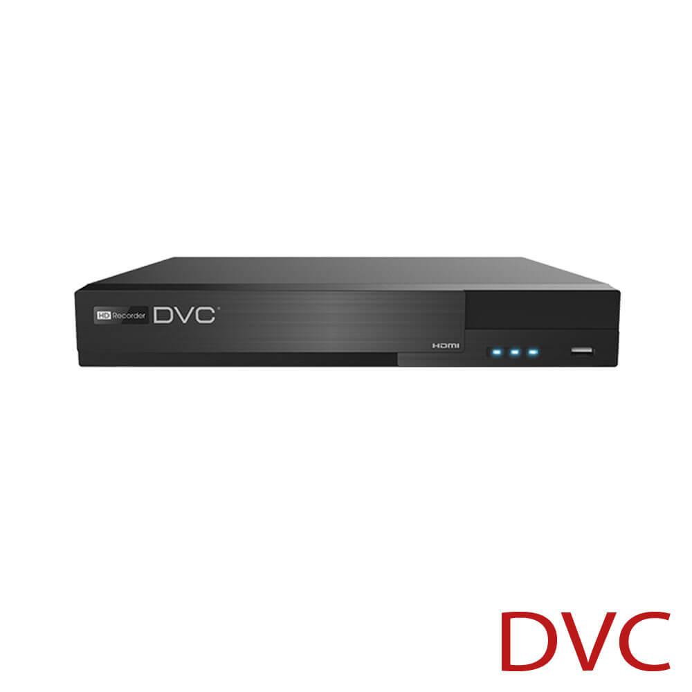 Cel mai bun pret pentru NVR-ul DVC DRN-3808RM cu 5 megapixeli, pentru sisteme supraveghere video IP