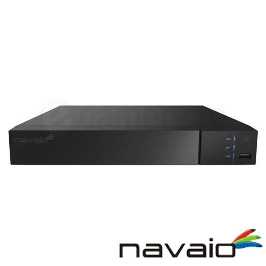 Cel mai bun pret pentru NVR-ul NAVAIO NGD-8208.5 cu 5 megapixeli, pentru sisteme supraveghere video IP