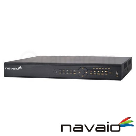 Cel mai bun pret pentru NVR-ul NAVAIO NGD-8208 cu 4 megapixeli, pentru sisteme supraveghere video IP
