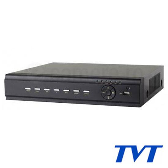 Cel mai bun pret pentru NVR-ul TVT TD-2808NS-C cu 5 megapixeli, pentru sisteme supraveghere video IP