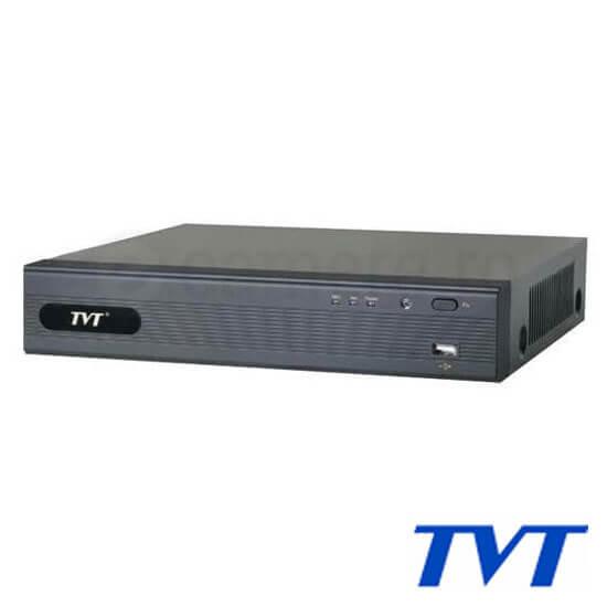 Cel mai bun pret pentru DVR TVT TD-2704AS-PL cu tehnologie HDTVI, AHD, IP  si inregistrare 1080P pentru sisteme supraveghere video