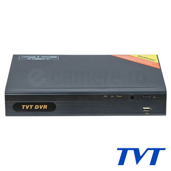 Cel mai bun pret pentru DVR TVT TD-2704TS-C cu tehnologie HDTVI, AHD, ANALOGICA, IP  si inregistrare 1080P pentru sisteme supraveghere video