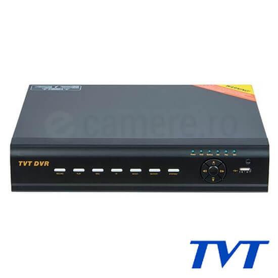 Cel mai bun pret pentru DVR TVT TD-2708TS-C cu tehnologie HDTVI, AHD, ANALOGICA, IP  si inregistrare 1080P pentru sisteme supraveghere video