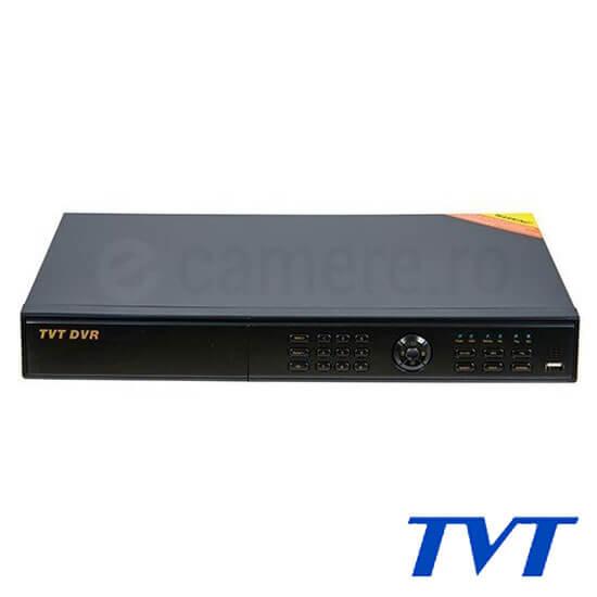 Cel mai bun pret pentru DVR TVT TD-2716AE-SL cu tehnologie AHD, ANALOGICA, IP  si inregistrare 720P pentru sisteme supraveghere video
