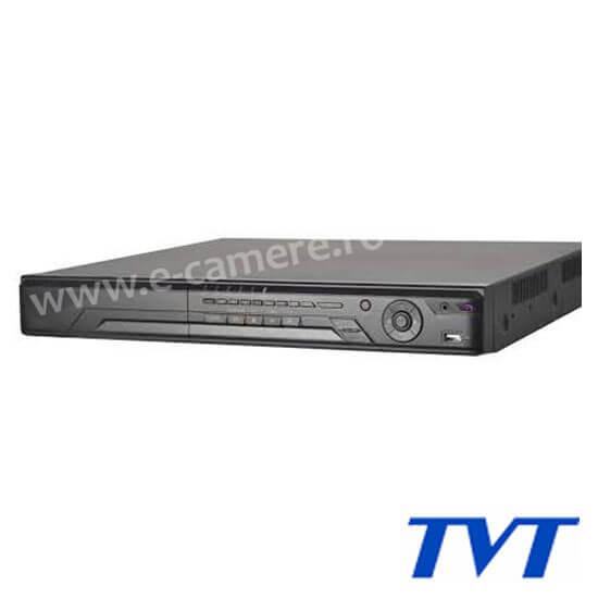 Cel mai bun pret pentru NVR-ul TVT TD-2832NE-C cu 3 megapixeli, pentru sisteme supraveghere video IP